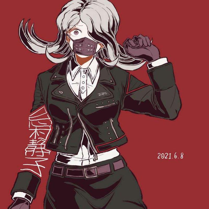 【夏は辛い】黒マスクを着けた女子のエロ画像【31】