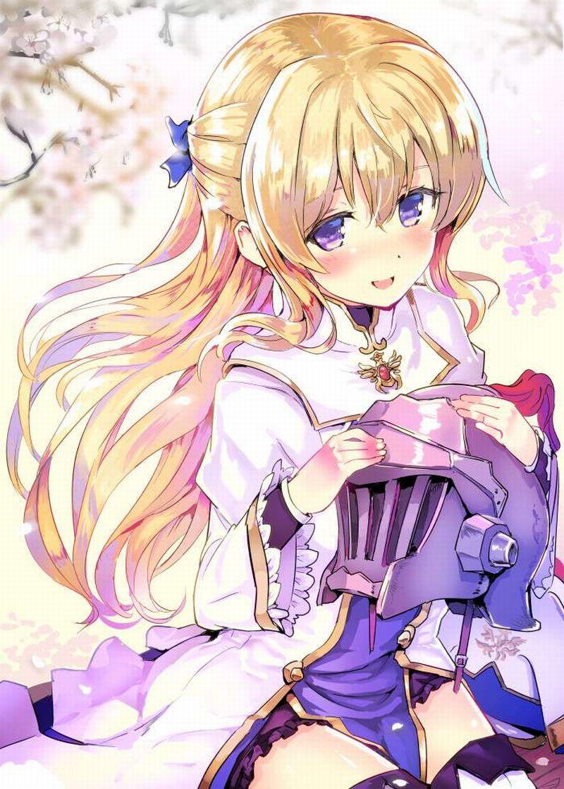 【ゴブリンスレイヤー】女神官(Priestess)のエロ画像【25】