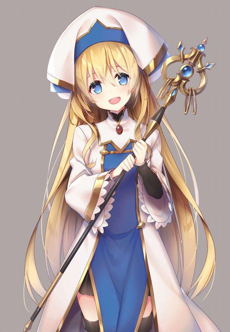 【ゴブリンスレイヤー】女神官(Priestess)のエロ画像【30】