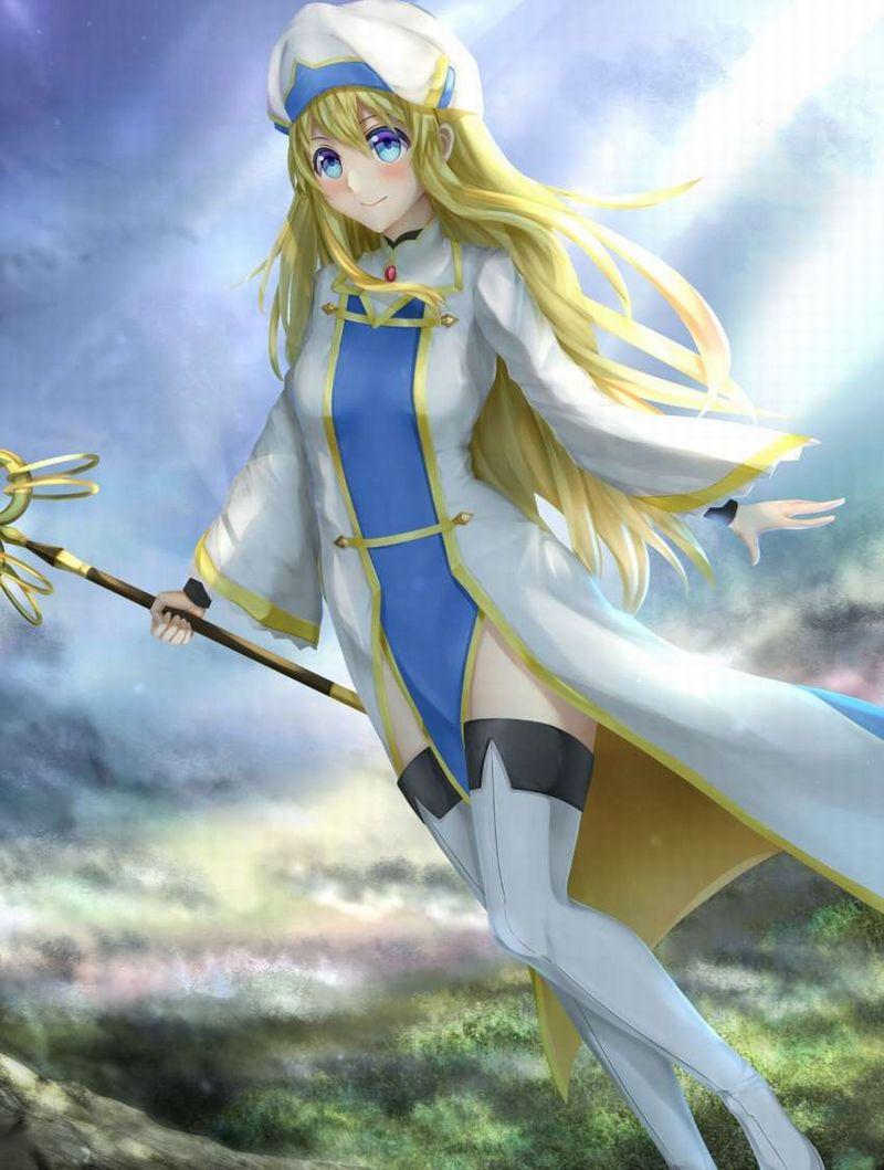 【ゴブリンスレイヤー】女神官(Priestess)のエロ画像【34】