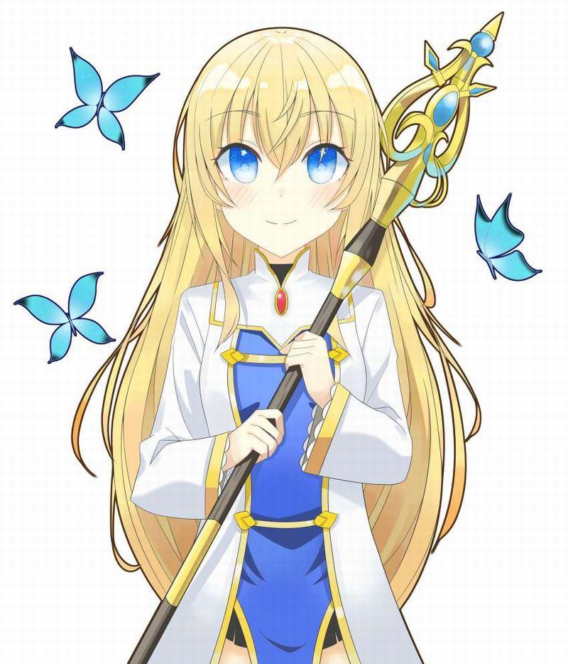 【ゴブリンスレイヤー】女神官(Priestess)のエロ画像【37】