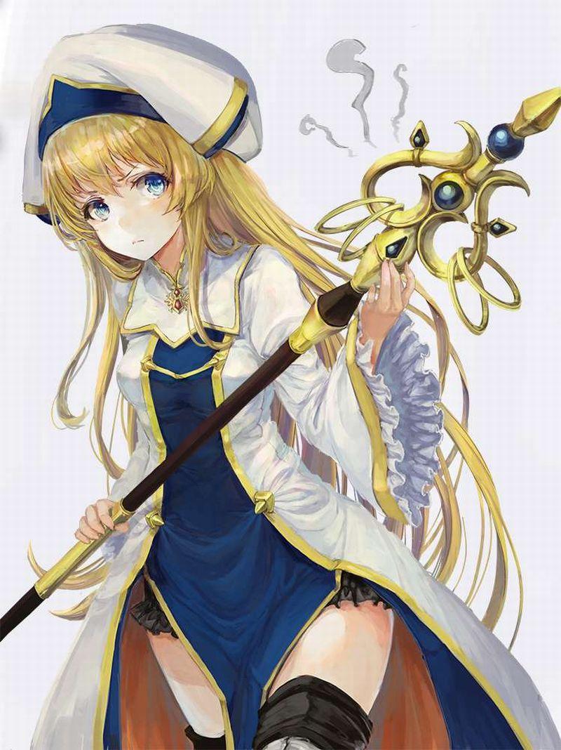 【ゴブリンスレイヤー】女神官(Priestess)のエロ画像【41】