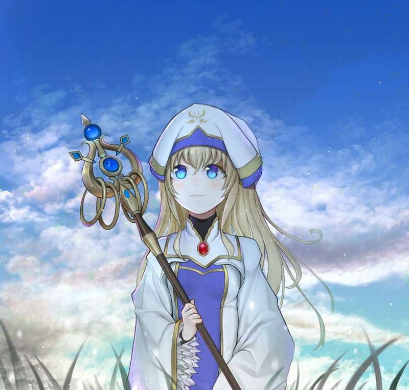 【ゴブリンスレイヤー】女神官(Priestess)のエロ画像【46】