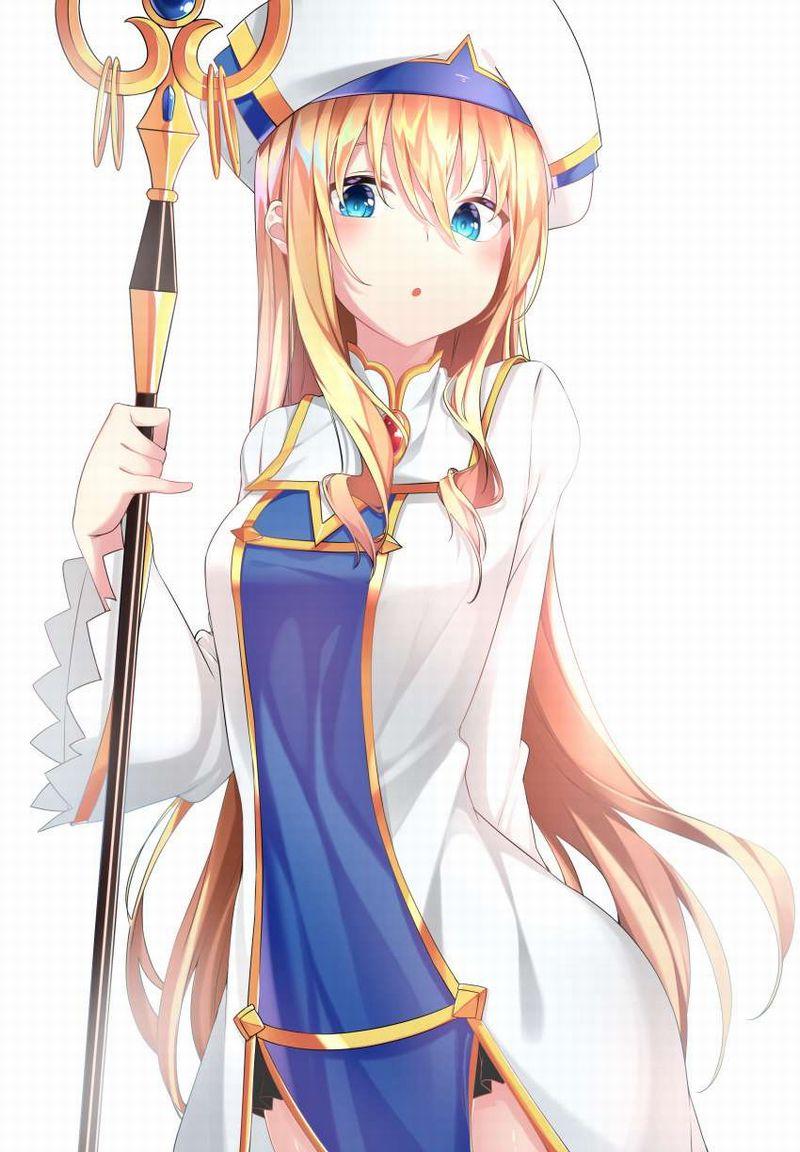 【ゴブリンスレイヤー】女神官(Priestess)のエロ画像【49】