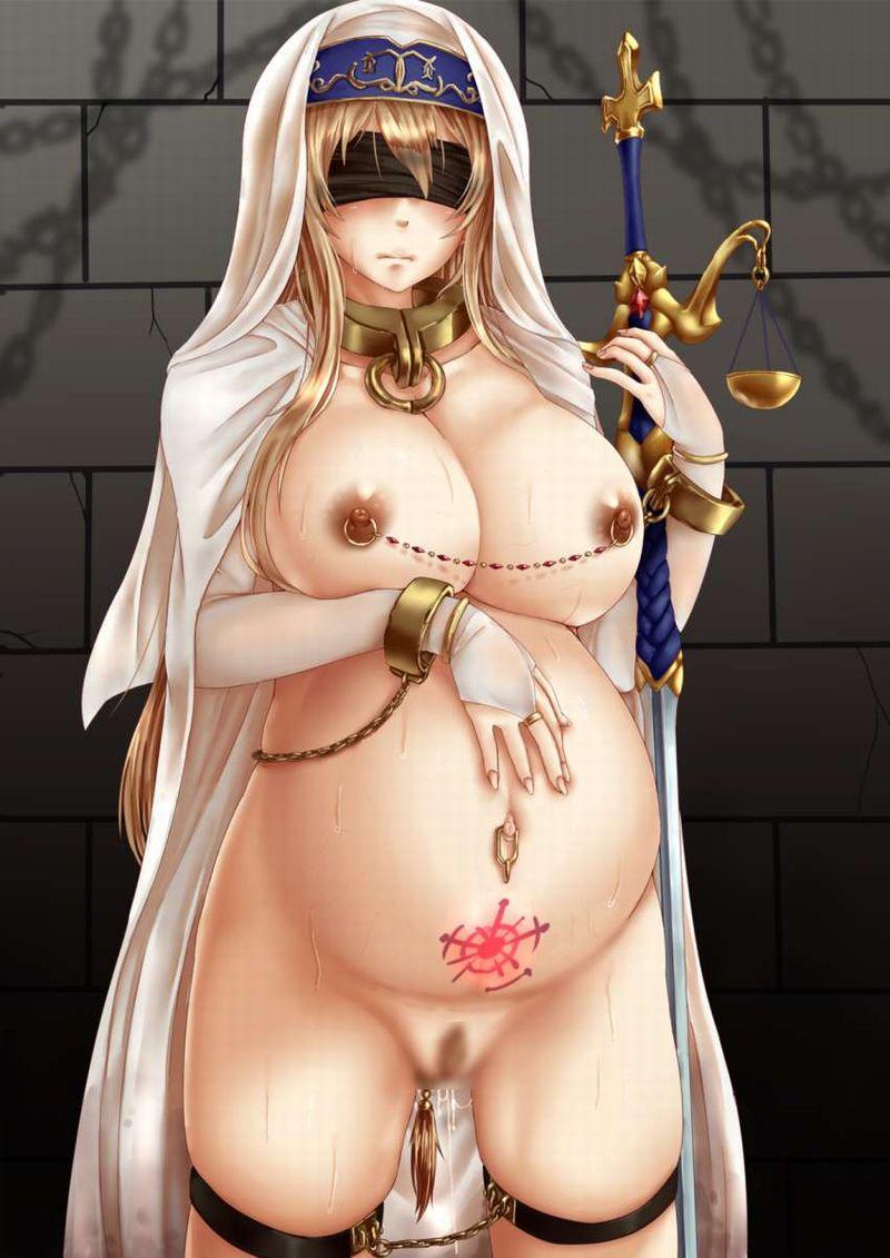 【ゴブリンスレイヤー】剣の乙女(Sword Maiden)のエロ画像【10】