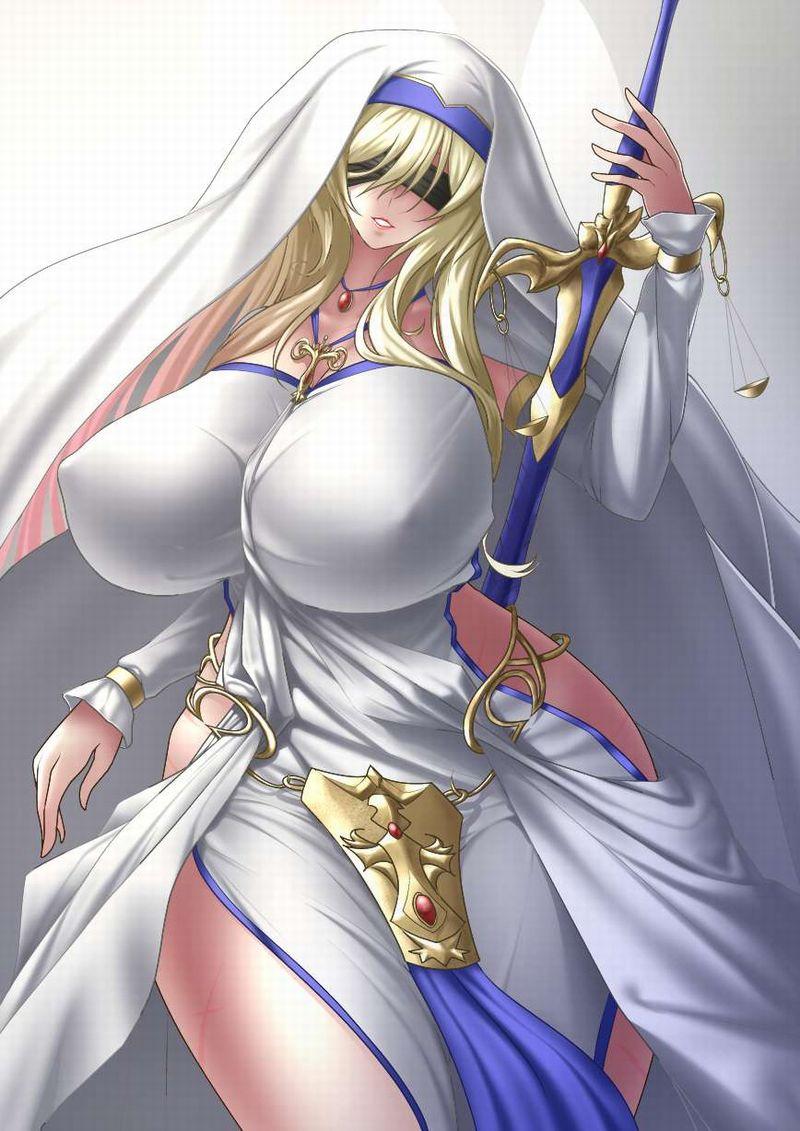 【ゴブリンスレイヤー】剣の乙女(Sword Maiden)のエロ画像【21】