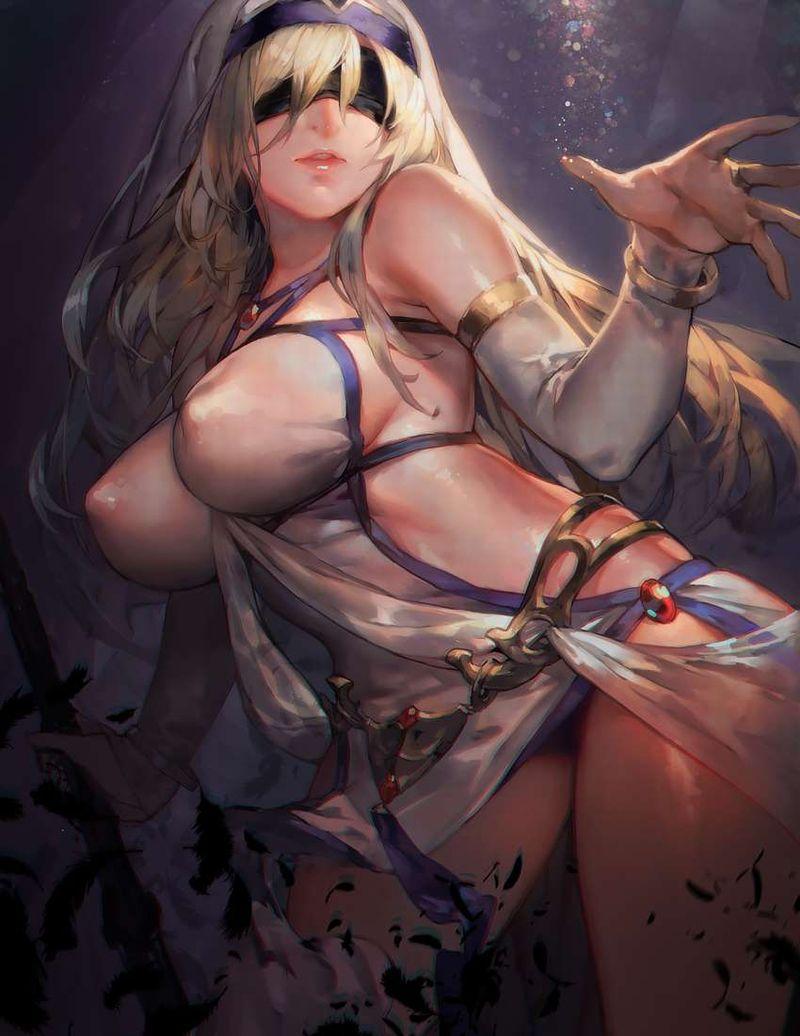 【ゴブリンスレイヤー】剣の乙女(Sword Maiden)のエロ画像【46】