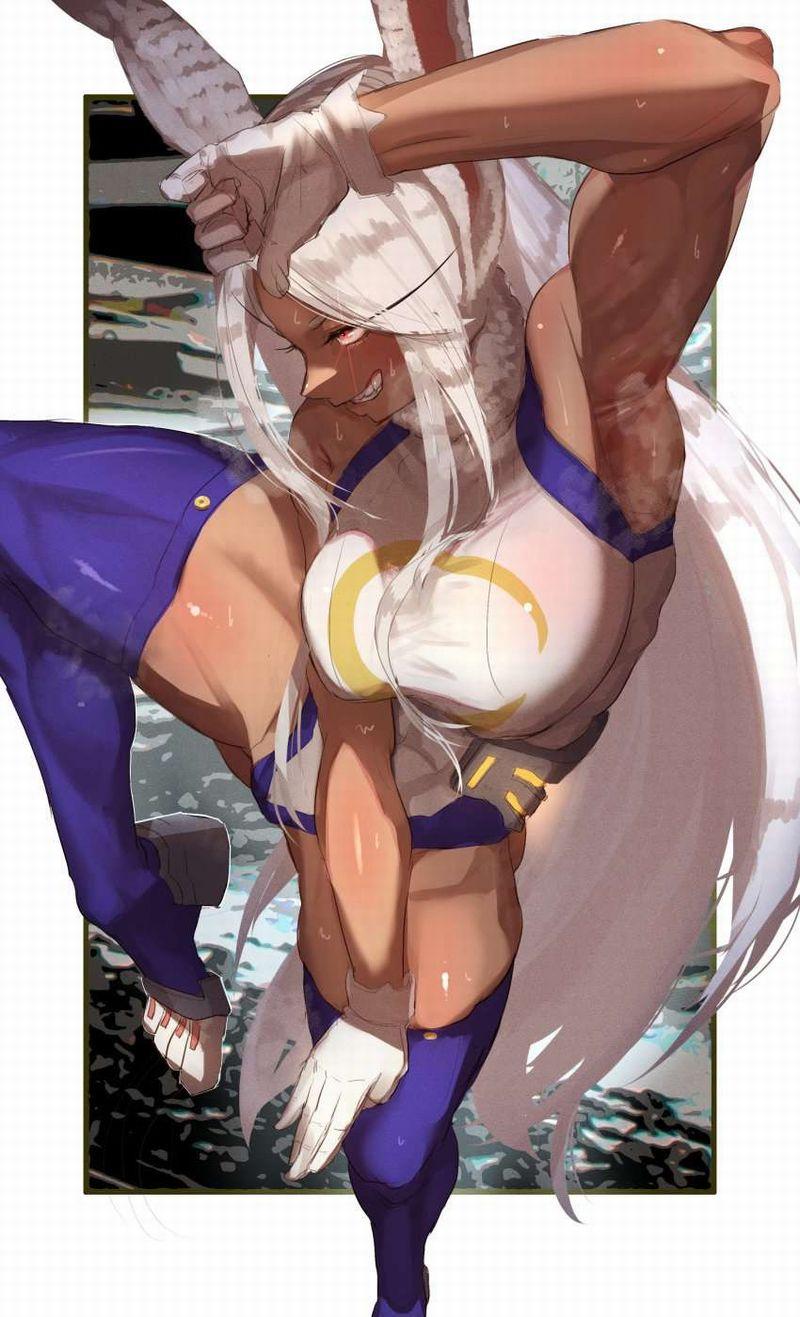 【ブラしてないから】洋服越しに存在感を放つ勃起乳首の二次エロ画像【26】