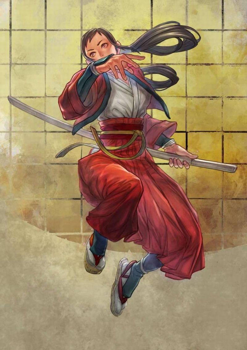 幕末浪漫 月華の剣士のエロ画像【25】