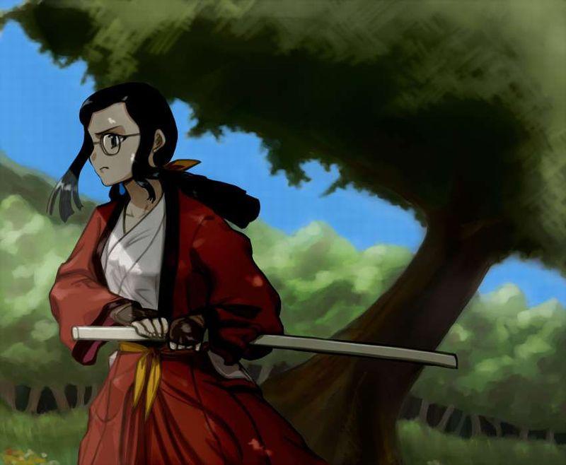 幕末浪漫 月華の剣士のエロ画像【48】
