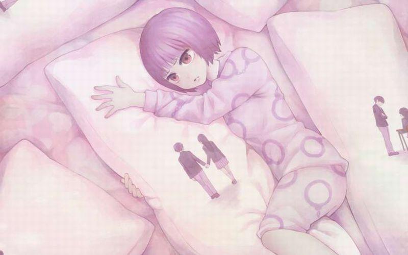 【擦り付けオナの可能性】抱き枕をギュってしてる女子の二次エロ画像【38】