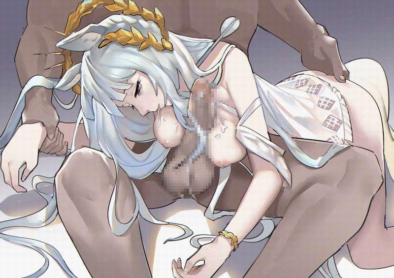 【アークナイツ】プラチナ(Platinum)のエロ画像【11】