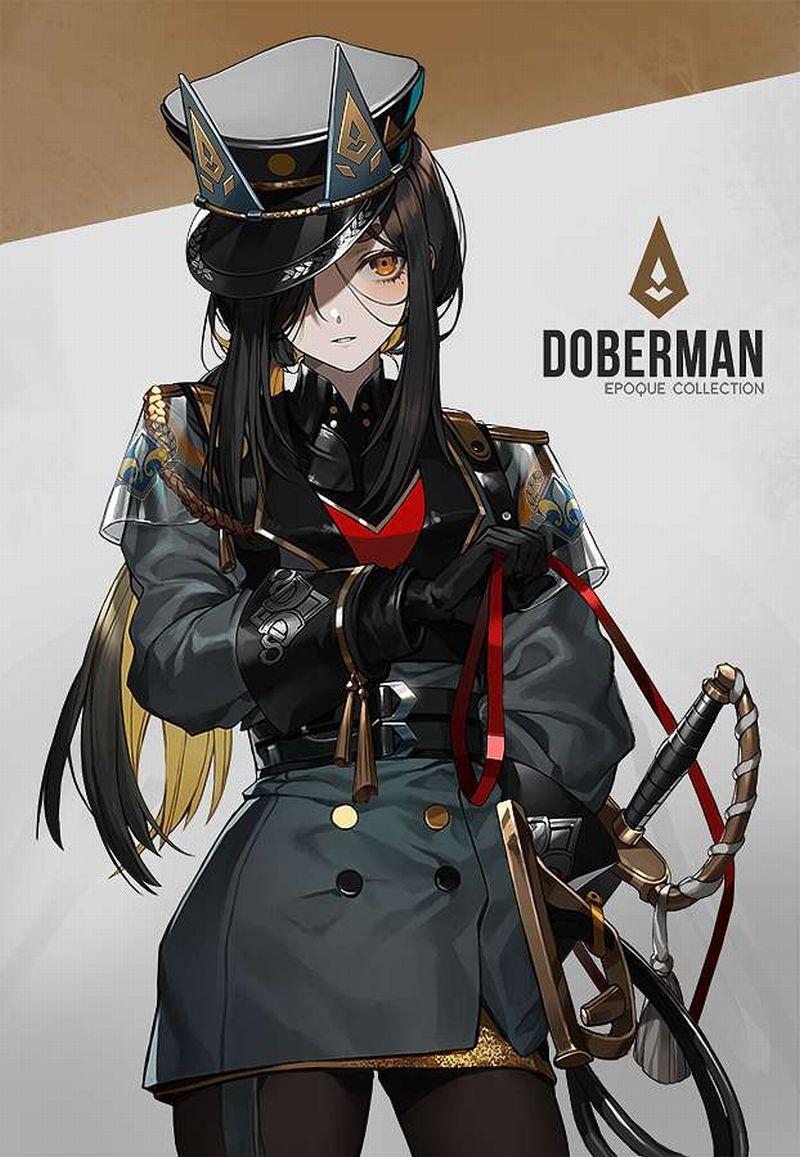 【アークナイツ】ドーベルマン(Dobermann)のエロ画像【44】