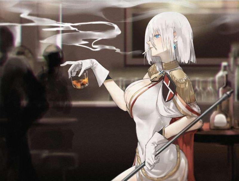 【アズールレーン】ティルピッツ(Tirpitz)のエロ画像【アズレン】【21】