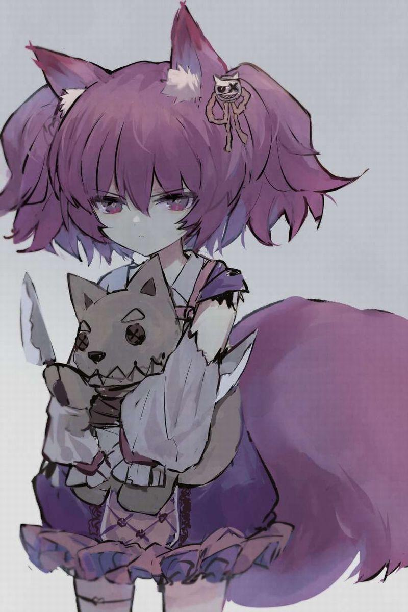 【アークナイツ】シャマレ(Shamare/巫恋)のエロ画像【32】