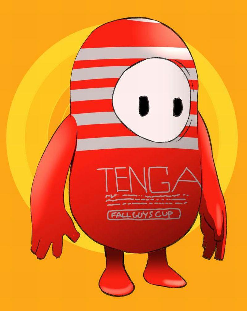 【紅白ボーダー】テンガをファッションに取り入れるオシャレ女子達の二次エロ画像【21】