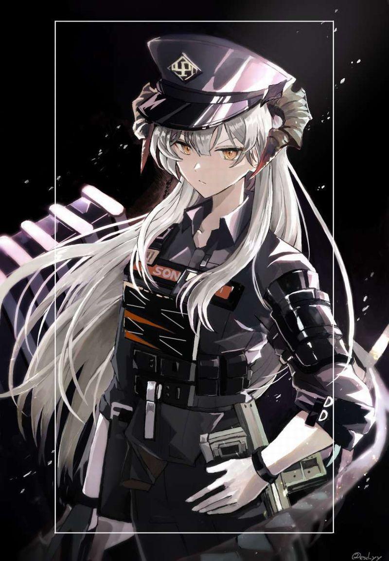 【アークナイツ】サリア(Saria)のエロ画像【18】