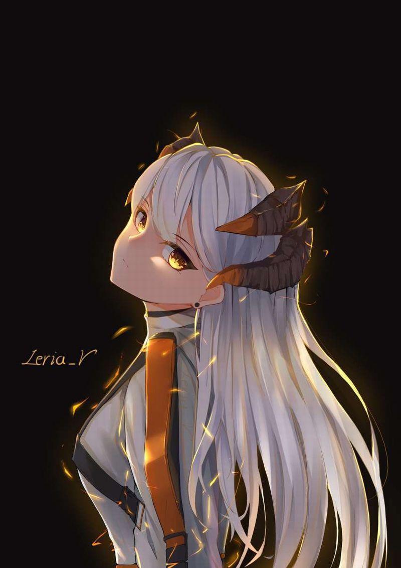 【アークナイツ】サリア(Saria)のエロ画像【34】
