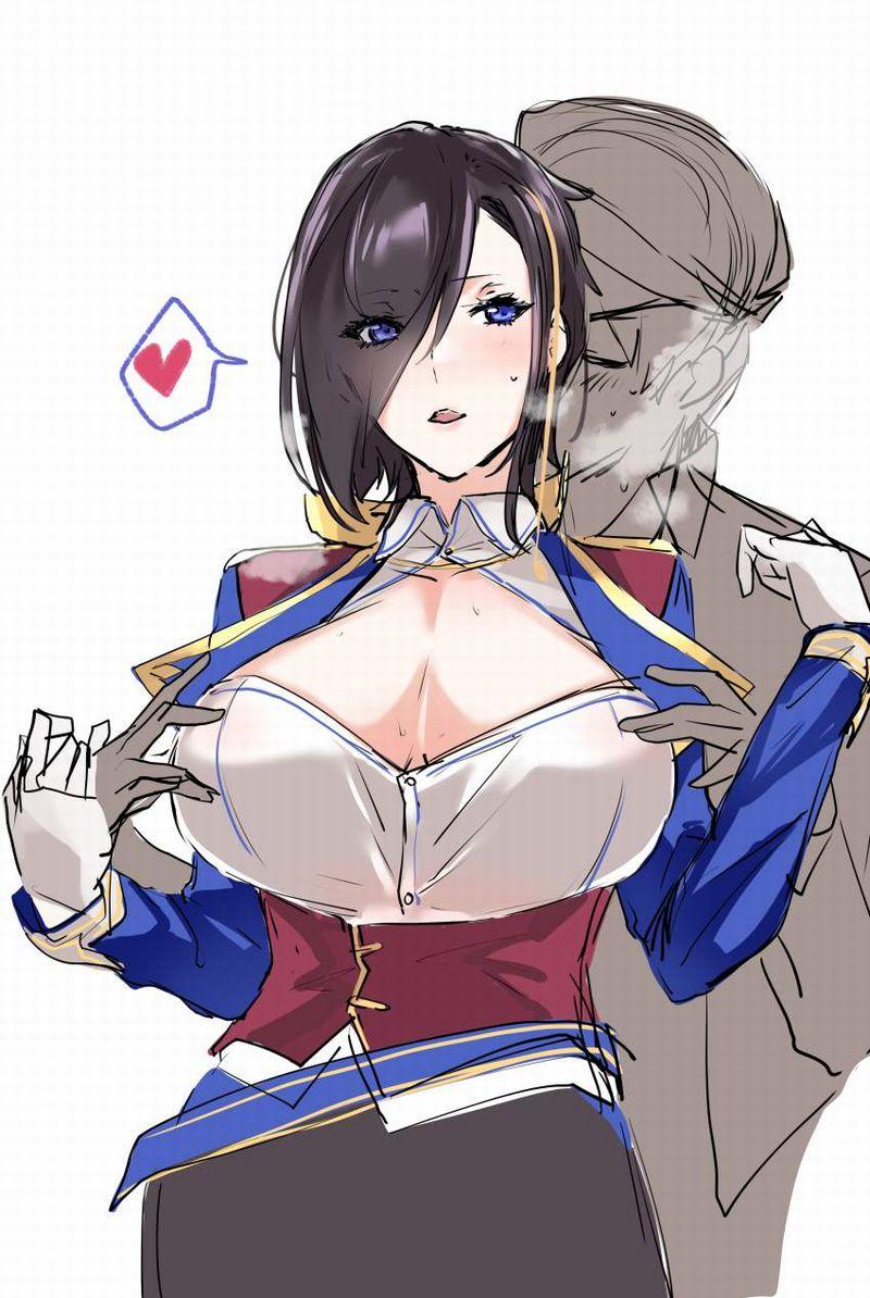 【アズールレーン】アーク・ロイヤル(Ark Royal)のエロ画像【アズレン】【29】