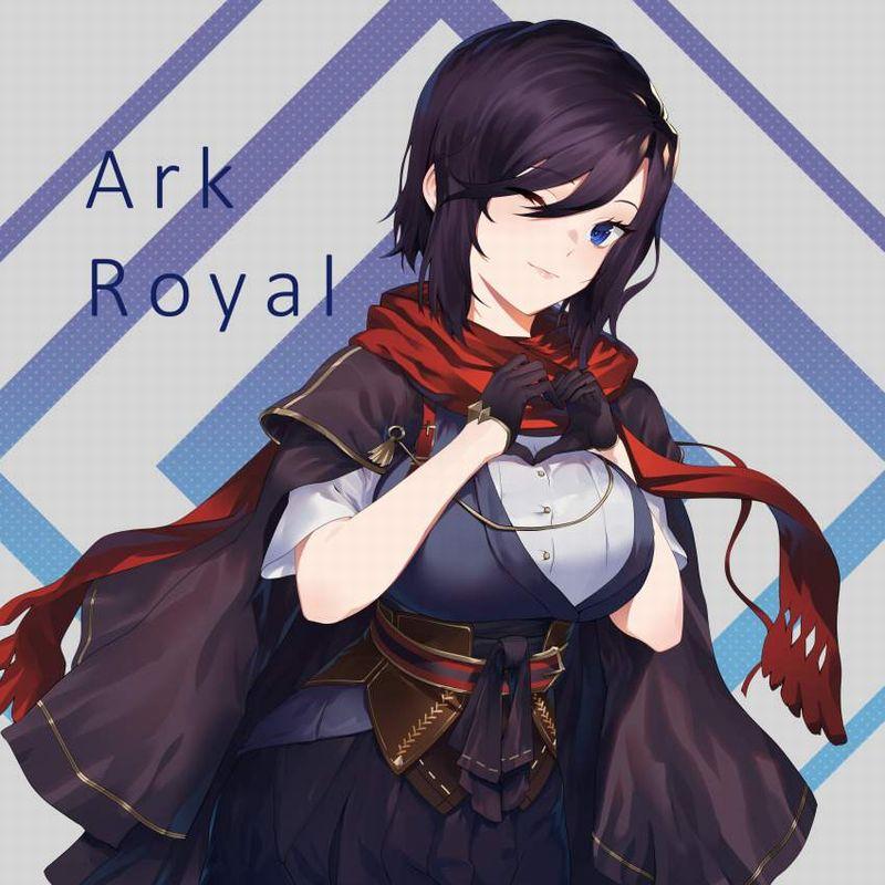 【アズールレーン】アーク・ロイヤル(Ark Royal)のエロ画像【アズレン】【43】