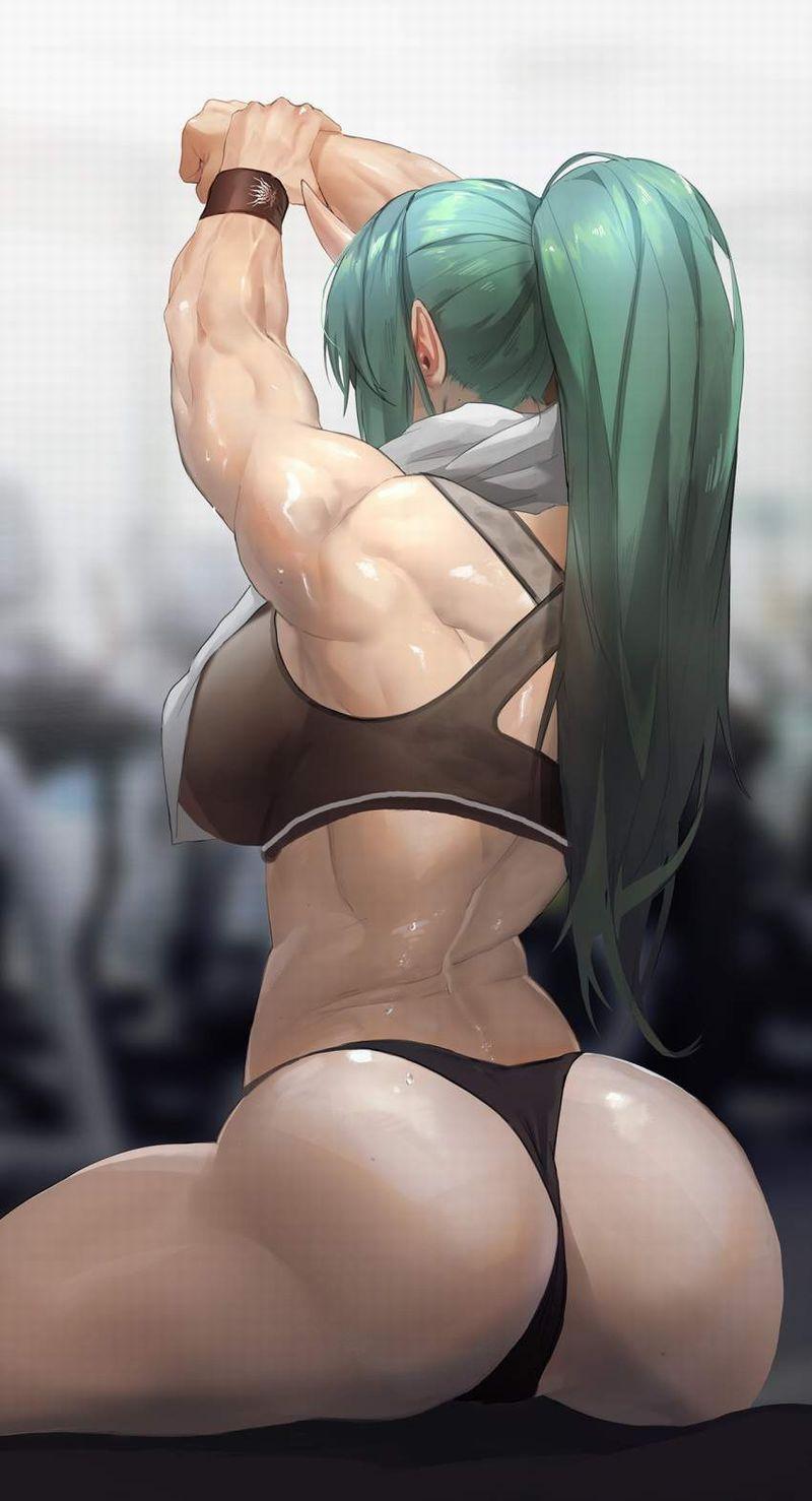 【アークナイツ】ホシグマ(Hoshiguma)のエロ画像【8】