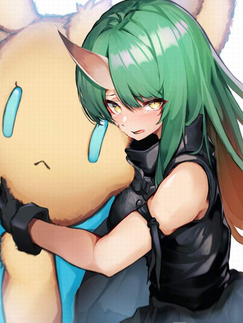 【アークナイツ】ホシグマ(Hoshiguma)のエロ画像【15】