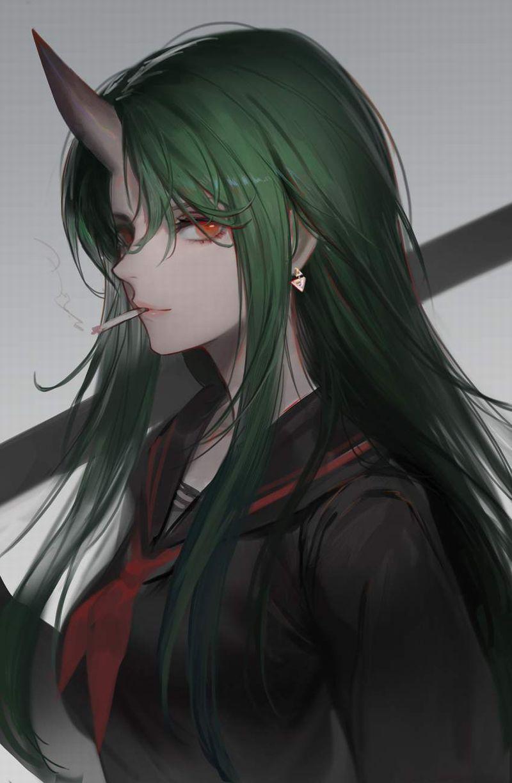 【アークナイツ】ホシグマ(Hoshiguma)のエロ画像【22】