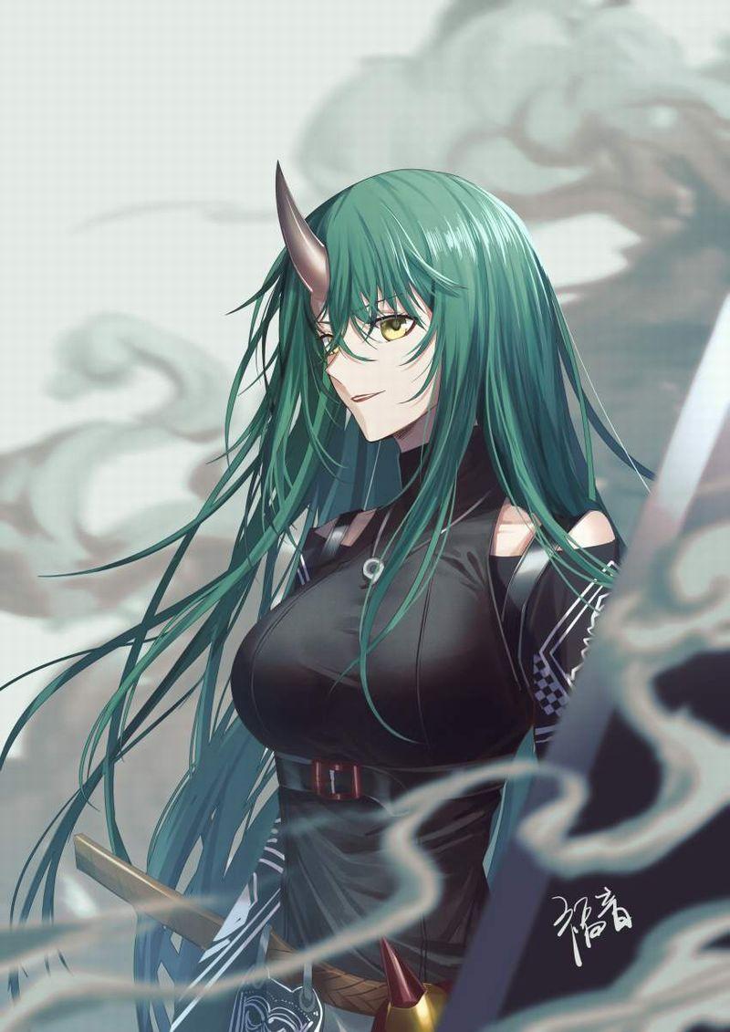 【アークナイツ】ホシグマ(Hoshiguma)のエロ画像【33】