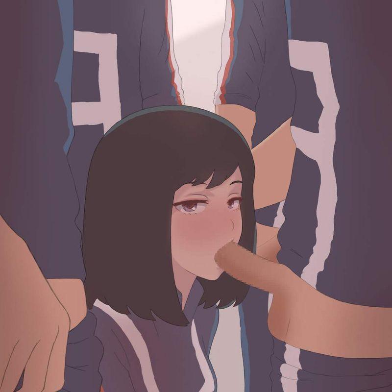 【僕のヒーローアカデミア】1年B組女子(塩崎茨・小森希乃子・取蔭切奈・角取ポニー・小大唯・柳レイ子)のエロ画像【ヒロアカ】【57】
