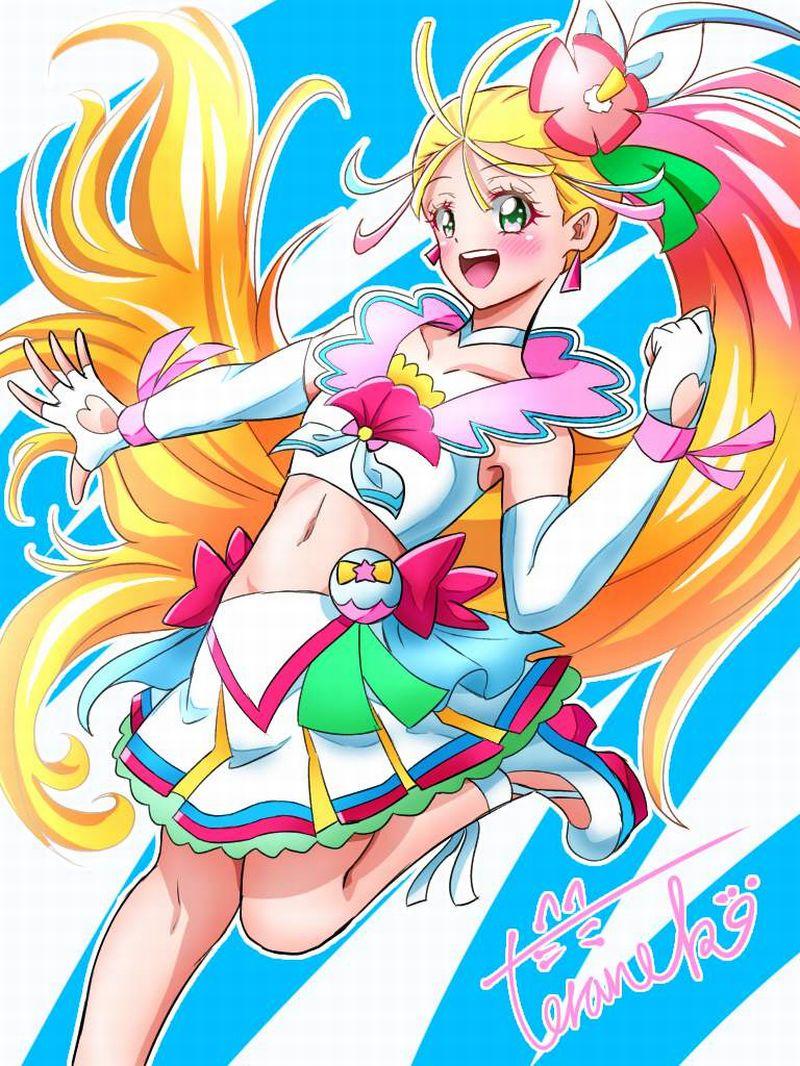 【トロピカル~ジュ!プリキュア】夏海まなつ(キュアサマー)のエロ画像【13】
