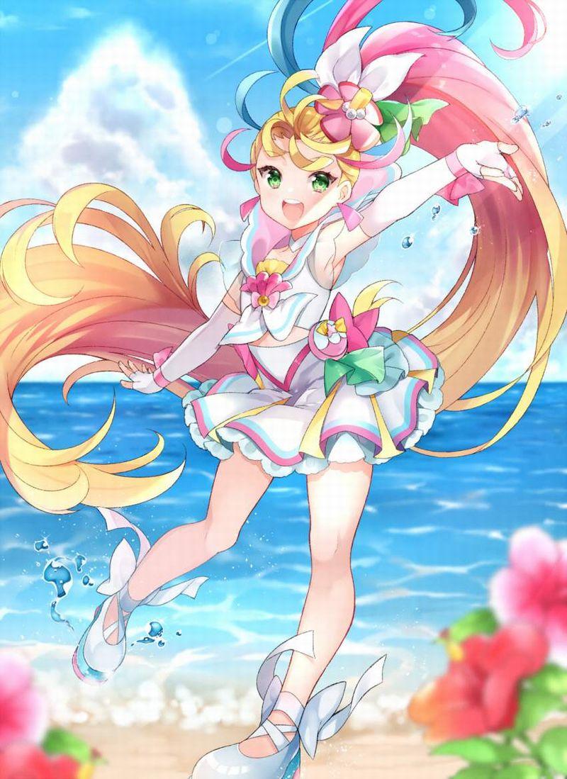 【トロピカル~ジュ!プリキュア】夏海まなつ(キュアサマー)のエロ画像【18】