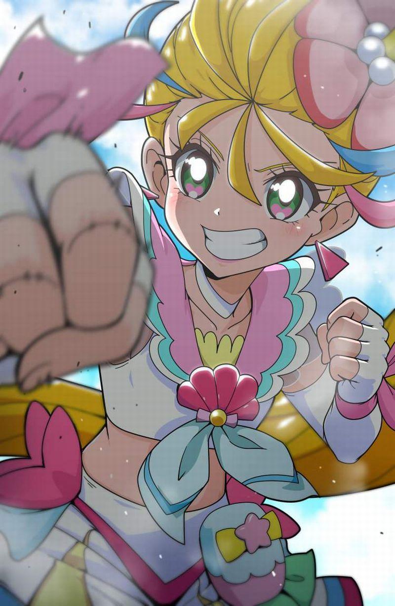 【トロピカル~ジュ!プリキュア】夏海まなつ(キュアサマー)のエロ画像【34】