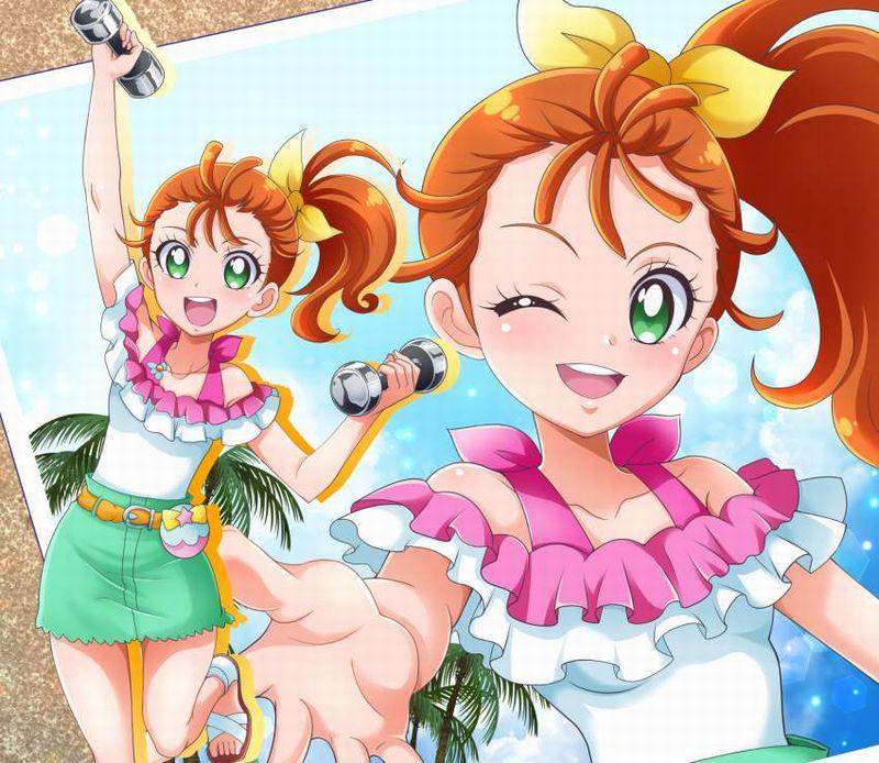 【トロピカル~ジュ!プリキュア】夏海まなつ(キュアサマー)のエロ画像【38】