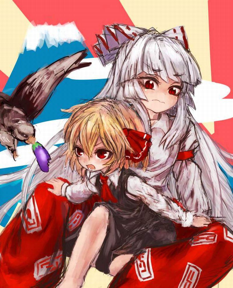 【フジロック2021終了】富士山と女子の二次画像【11】