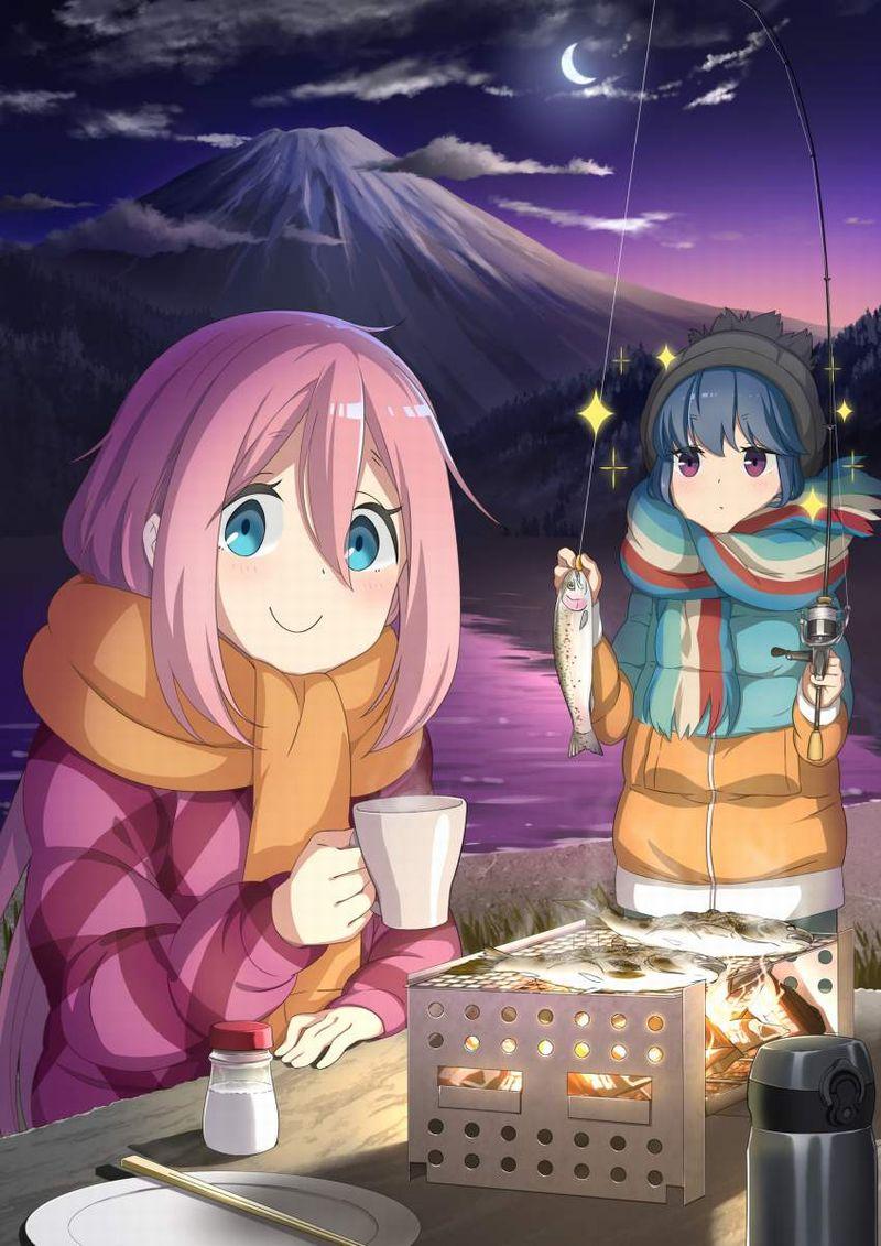 【フジロック2021終了】富士山と女子の二次画像【18】