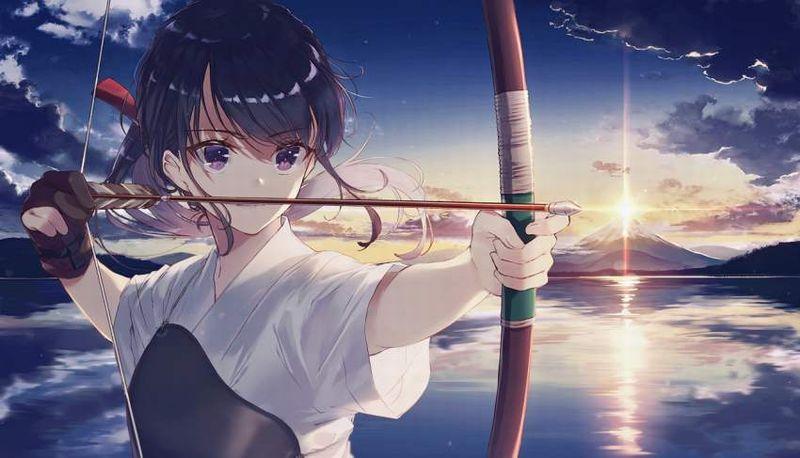【フジロック2021終了】富士山と女子の二次画像【19】