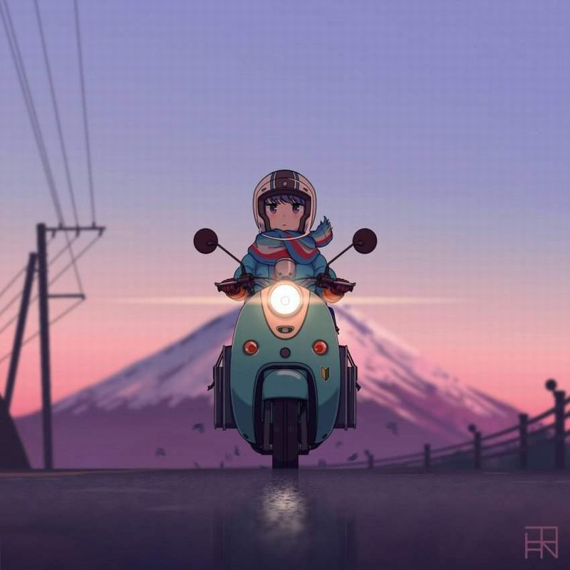 【フジロック2021終了】富士山と女子の二次画像【39】