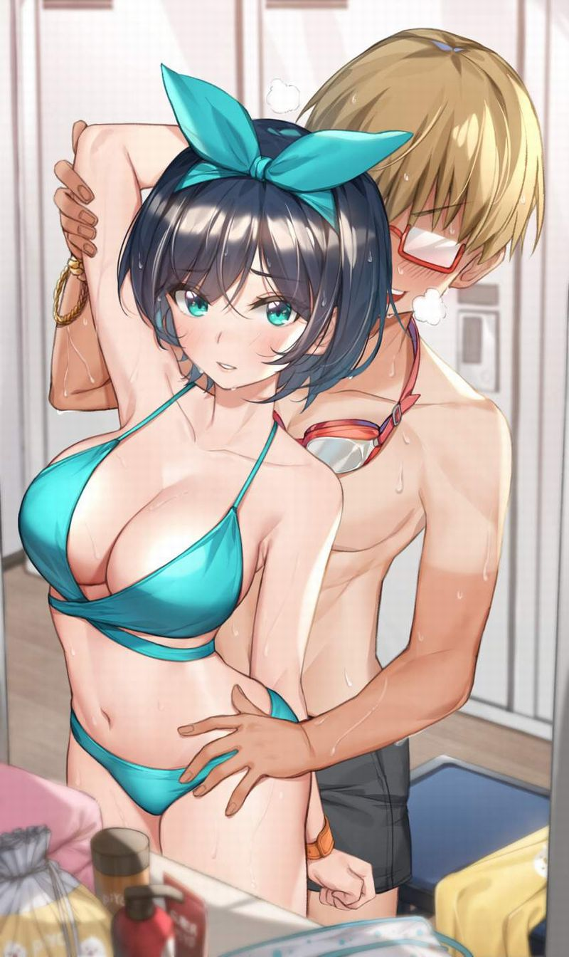 【彼女、お借りします】更科瑠夏(さらしなるか)のエロ画像【11】