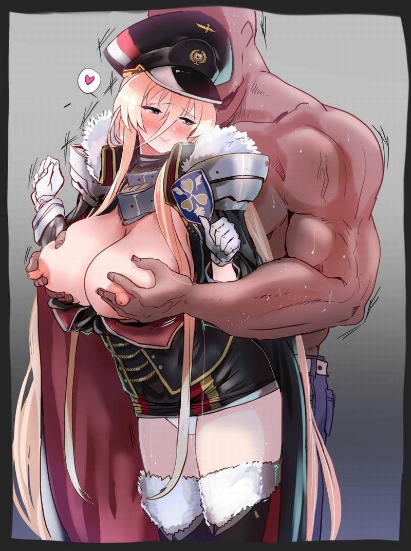 【アズールレーン】ビスマルク(Bismarck)のエロ画像【アズレン】【4】