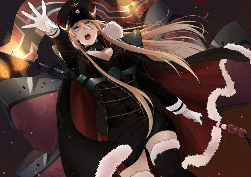 【アズールレーン】ビスマルク(Bismarck)のエロ画像【アズレン】【26】