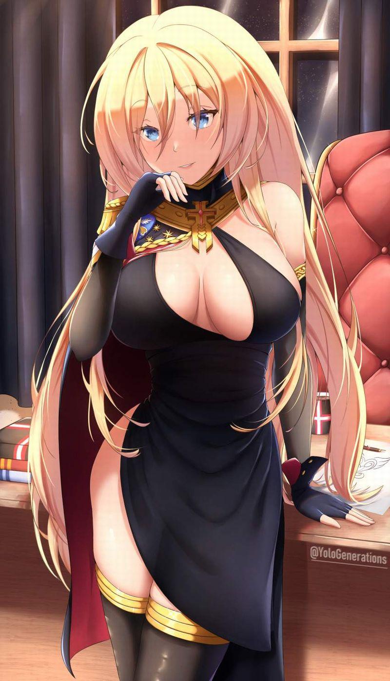 【アズールレーン】ビスマルク(Bismarck)のエロ画像【アズレン】【28】