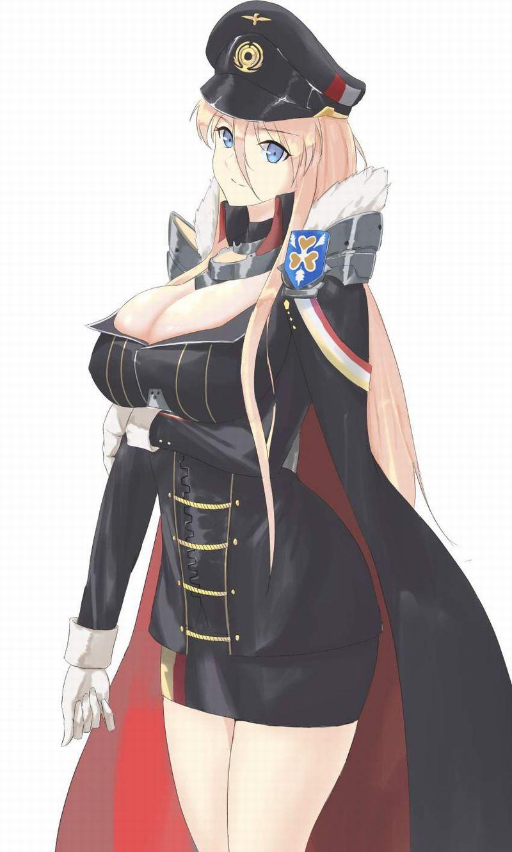 【アズールレーン】ビスマルク(Bismarck)のエロ画像【アズレン】【40】