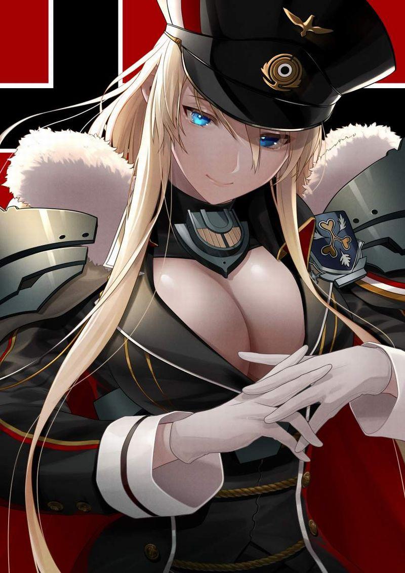 【アズールレーン】ビスマルク(Bismarck)のエロ画像【アズレン】【44】