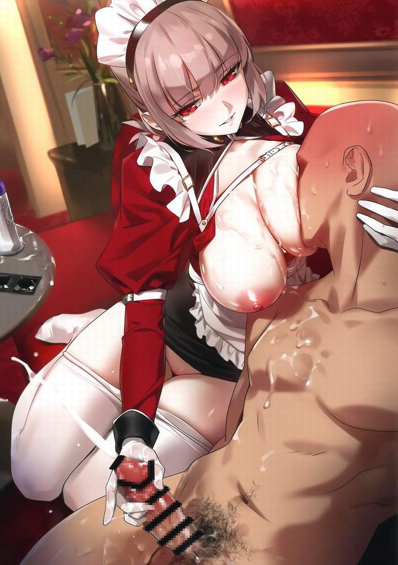【ストレス社会の特効薬】授乳手コキして貰ってる二次エロ画像【12】