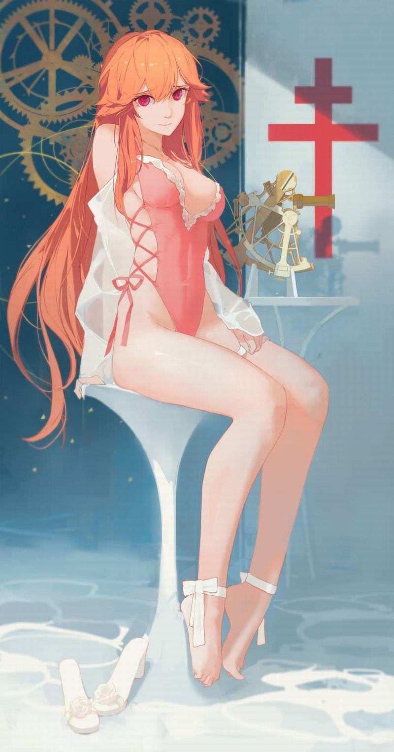 【アズールレーン】リシュリュー(Richelieu)のエロ画像【アズレン】【33】