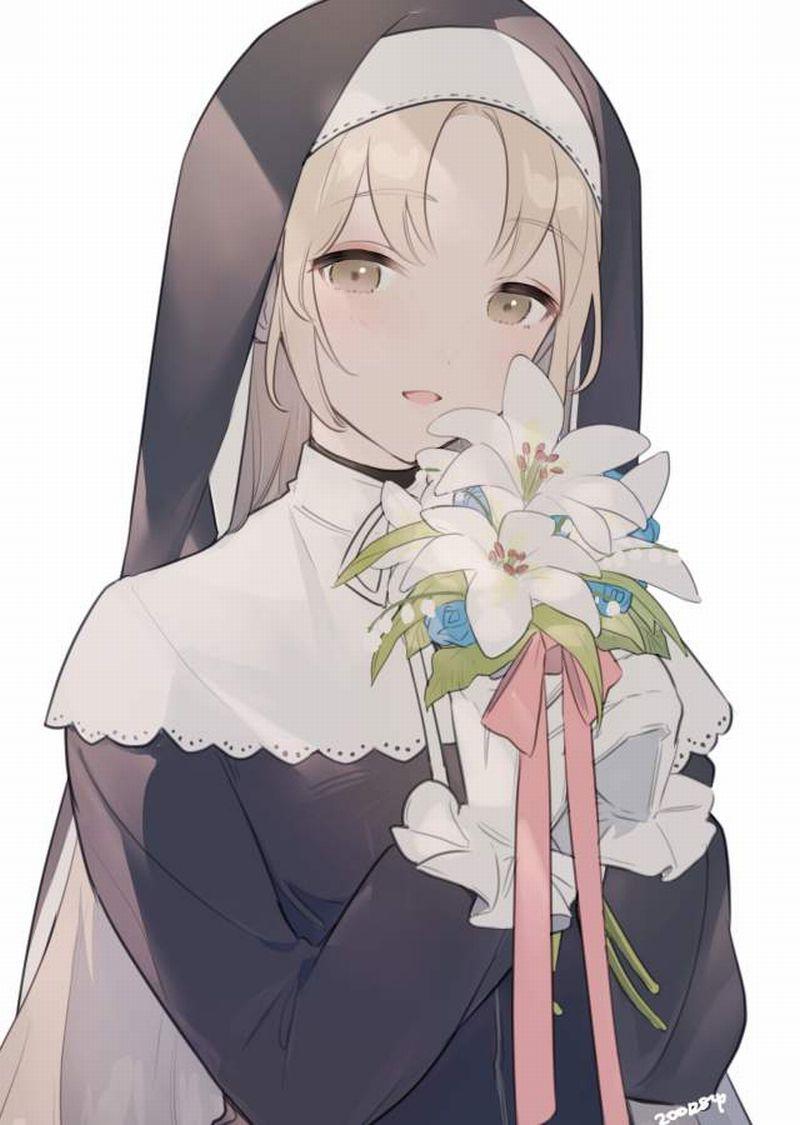 【にじさんじ】シスター・クレア(Sister Cleaire)のエロ画像【バーチャルYoutuber】【48】