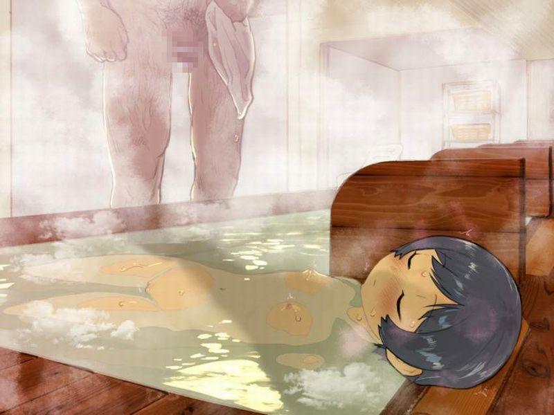 【暑いから?】おっぱい出して寝てる女子達の二次エロ画像【38】
