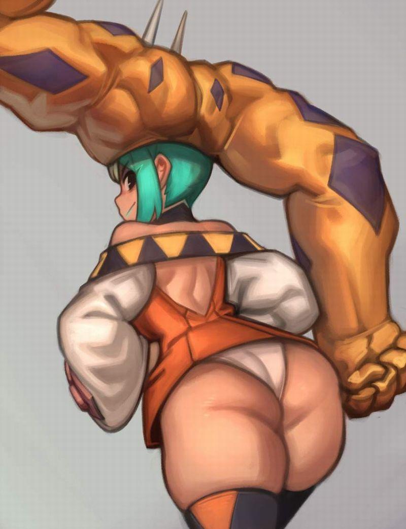 【Skullgirls】セレベラ(Cerebella)のエロ画像【24】