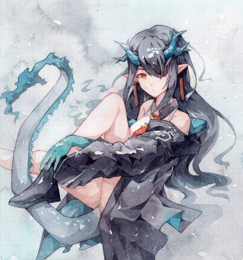 【アークナイツ】シー(ダスク/Dusk)のエロ画像【29】