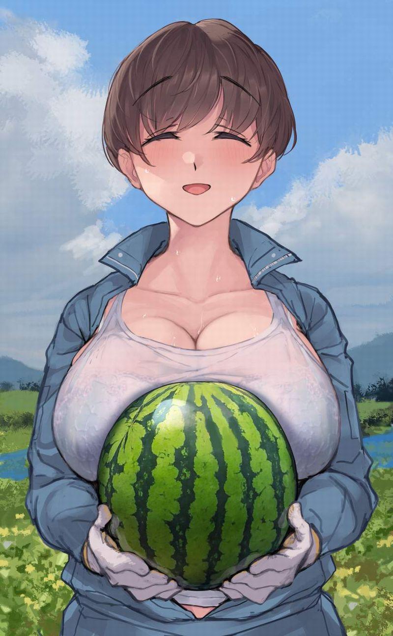 【匂いたつ】汗だくタンクトップ女子の二次エロ画像【38】